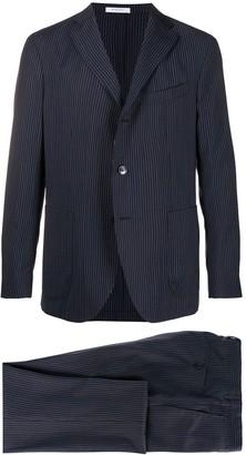 Boglioli Striped Two Piece Suit
