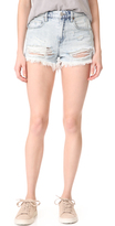 Blank Love Stoned Cutoff Shorts