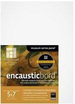 "Ampersand Art Encausticbord Uncradled 1/8"" Profile 5"" x 7"", 3/Pkg"