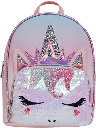 OMG Accessories OMG Miss Gwen Sequin Mini Backpack