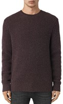 AllSaints Torn Sweater