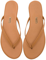 TKEES Foundations Flip Flops in Tan. - size 10 (also in 5,6,7,8,9)