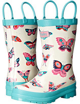Hatley Electric Butterflies Rainboots (Toddler/Little Kid)