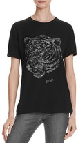 Michelle by Comune Tiger Graphic Tee - 100% Bloomingdale's Exclusive