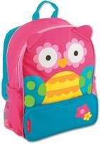 Stephen Joseph Little Girls' Sidekick Backpack, Girl