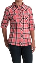 Stillwater Supply Co. Western Shirt - Snap Front, Long Sleeve (For Women)