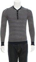 Rag & Bone Wool Henley Sweater