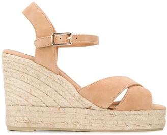 Castaner Blaudel wedge espadrille sandals