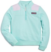 Vineyard Vines Girls' Seersucker Shoulder Shep Shirt - Sizes XS-L