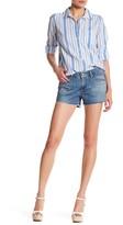 AG Jeans Bonnie Cutoff Denim Short