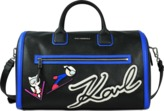 Karl Lagerfeld & Choupette Holiday weekender bag