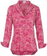 At Last... Pink Paisley Soho Shirt