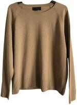 Nili Lotan Camel Cashmere Knitwear