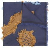 Vivienne Westwood 'Mantero Sun' scarf