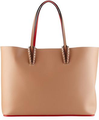 Christian Louboutin Cabata East-West Leather Tote Bag