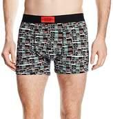 Star Wars ZB071112NTN-M Nintendo Retro NES Contoller All Over Print Boxer Shorts (/One Size)
