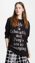 Ashish Exhausting & Annoying Tee