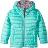 The North Face Kids - Reversible Mossbud Swirl Jacket Girl's Coat