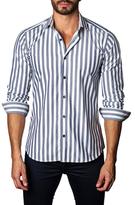 Jared Lang Cotton Melange Sportshirt