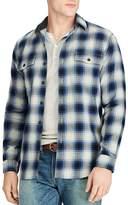 Polo Ralph Lauren Kobe Flannel Long Sleeve Button-Down Shirt