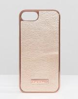 Skinnydip Rose Gold PU iPhone 7 Case