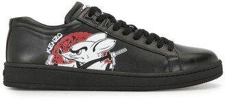 Kenzo Kung Fu Rat Tennix sneakers