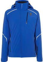 Salomon Whitelight Pertex Shield Plus Ski Jacket - Blue