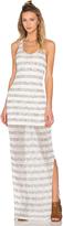 Bella Luxx Stripe Maxi Dress