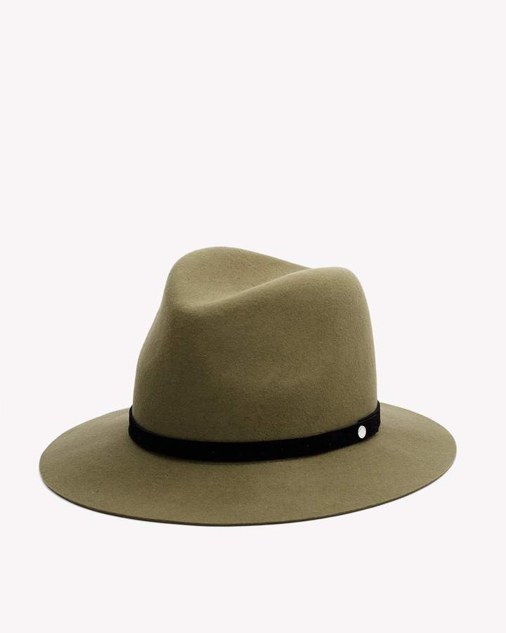 6aa46ba219f945 Green Fedora Women's Hats - ShopStyle