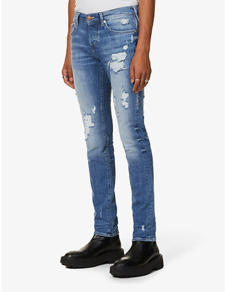 True Religion Rocco skinny stretch-denim jeans
