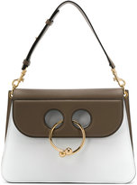 J.W.Anderson medium pierce bag - women - Leather/Suede - One Size