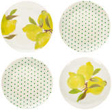 Kate Spade Lemon Coaster Set