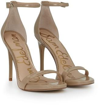 Ariella Ankle Strap Stiletto