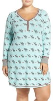 PJ Salvage Short Nightgown (Plus Size)