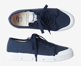 Toast Spring Court Canvas Plimsoll