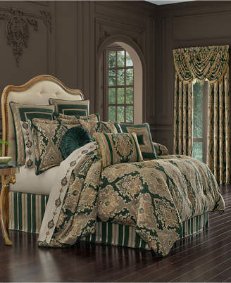 J Queen New York J Queen Emerald Isle Queen Comforter Set Bedding