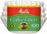 Melitta U S A Inc 62912 Junior Basket Coffee Filters