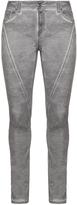 DNY Plus Size Slim fit jeans with rhinestones