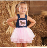 Mud Pie Cowgirl Tutu Dress