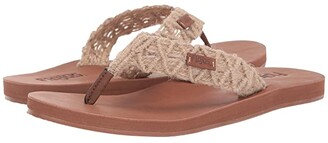 Flojos Aura (Natural) Women's Shoes