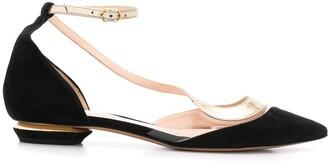 Nicholas Kirkwood S ballerina shoes 15mm