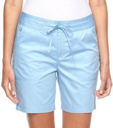 Caribbean Joe Women's Sateen Shorts