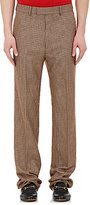 Gucci Men's Houndstooth Wool Trousers