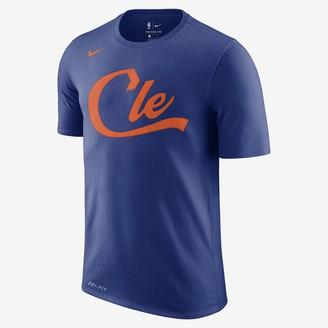 Nike Men's NBA T-Shirt Cleveland Cavaliers City Edition Dri-FIT