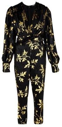 Dodo Bar Or Anatalya velvet jumpsuit
