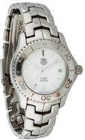 Tag Heuer Link 200 Meters Watch