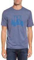 Travis Mathew Men's 'Mapes' Graphic Pima Cotton T-Shirt
