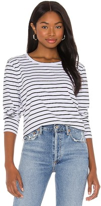Seafolly Vacay Stripe Long Sleeve Top