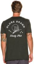 Globe Stamped Ss Tee