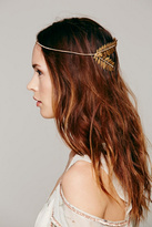 Free People Heart of Gold Queen Of The Forest Fern Leaf Crown